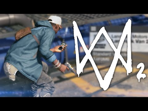 Watch Dogs 2 - 30+ Minute Gameplay Footage [No Major Story Spoilers]
