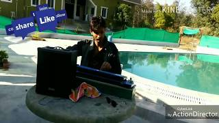 Kitni hasrat hai hame tumse dil.instrumental cover By.. David Bisen