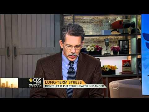 Dangers of long-term stress