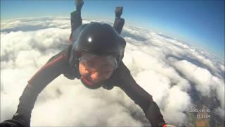 Parachute Jump  - Skydive 128 - 2-Way - Peterlee
