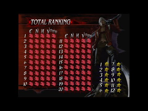 Devil May Cry 3: Dante's Awakening (Special Edition) Mission 20 Dante Must Die Mode SS Rank (Dante) |