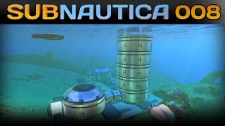 Subnautica [008] [Große Unterwasserbauten] [Let's Play Gameplay Deutsch German] thumbnail