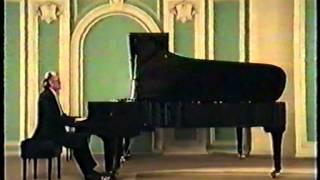 "Oleg Boshniakovich -  Albenis ""Granada"" ( from ""Suite espagnole"" op.47 )"