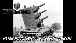World of Tanks - Punching Above Your Weight