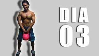 Gambar cover Plano de Treino Casa ou Ginásio / Crossfit Workout Plan (Day 3)