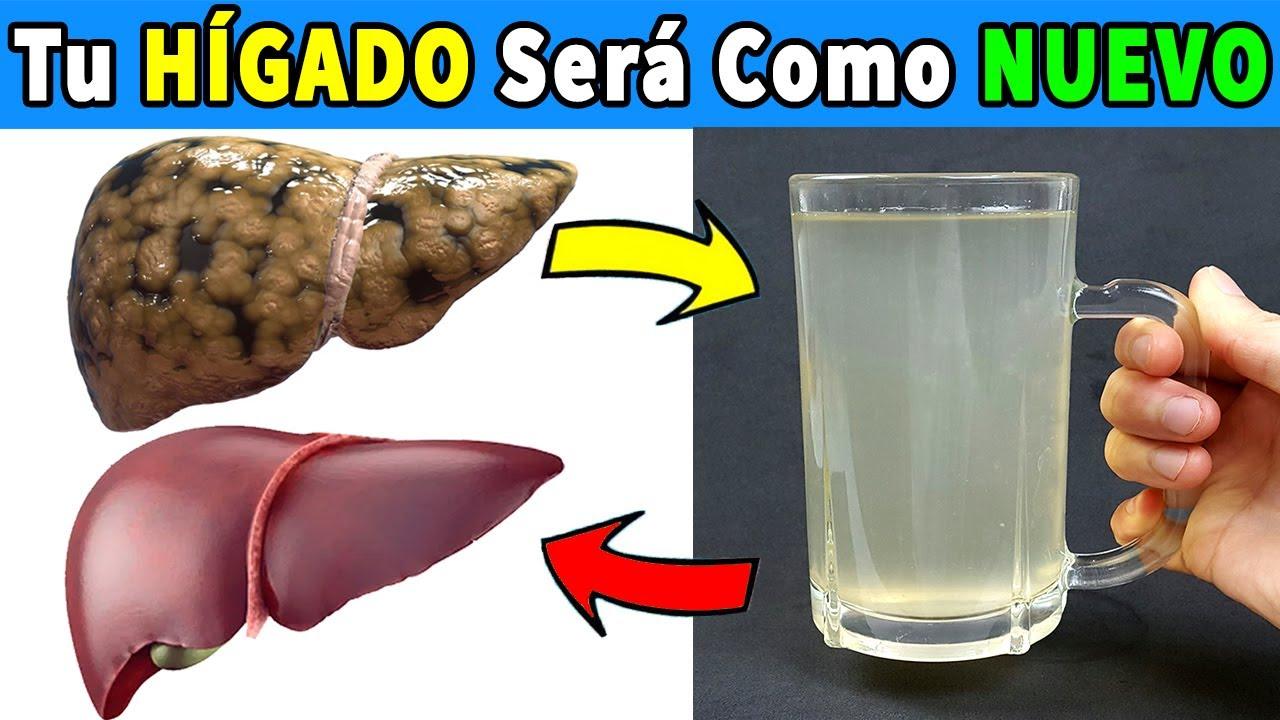 En 7 Días, Limpiar Y Desintoxicar El Hígado Con Sólo Estos 3 Ingredientes
