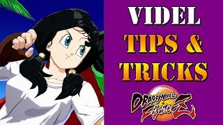 Dragon Ball FighterZ - Videl Tips & Tricks