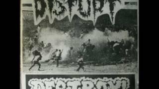 """DISRUPT - 1991 - Destroy split 7"""""""