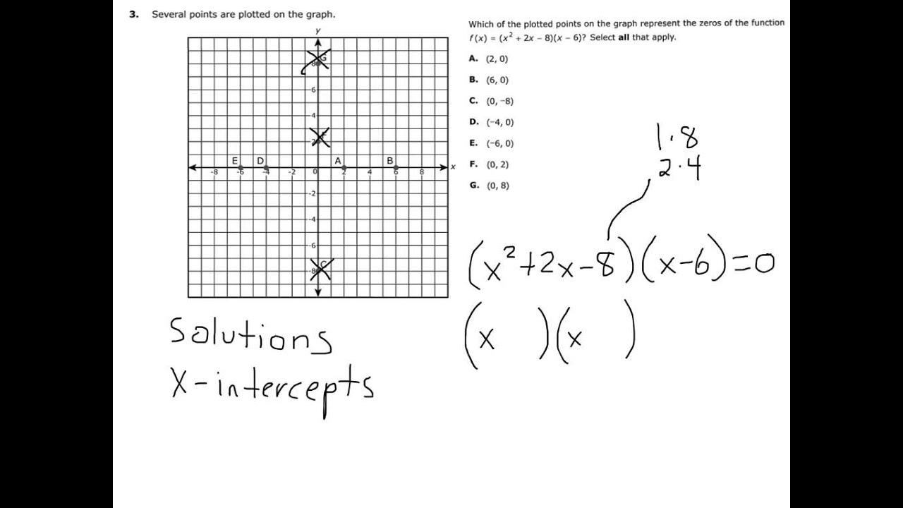 Act Practice Test Algebra | Wiring Diagram Database