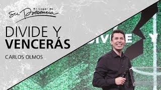 📺 Divide y vencerás - Carlos Olmos - 27 Octubre 2019   Prédicas Cristianas 2019