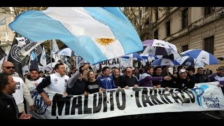 Argentina CRASH Explained  ! - Big Ripple Effect for the planet !