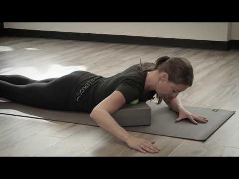 Chest Openers with RAD. SMR For Yoga With Chelsea Lee