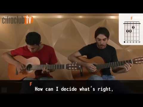 Decode - Paramore (aula de violão simplificada)