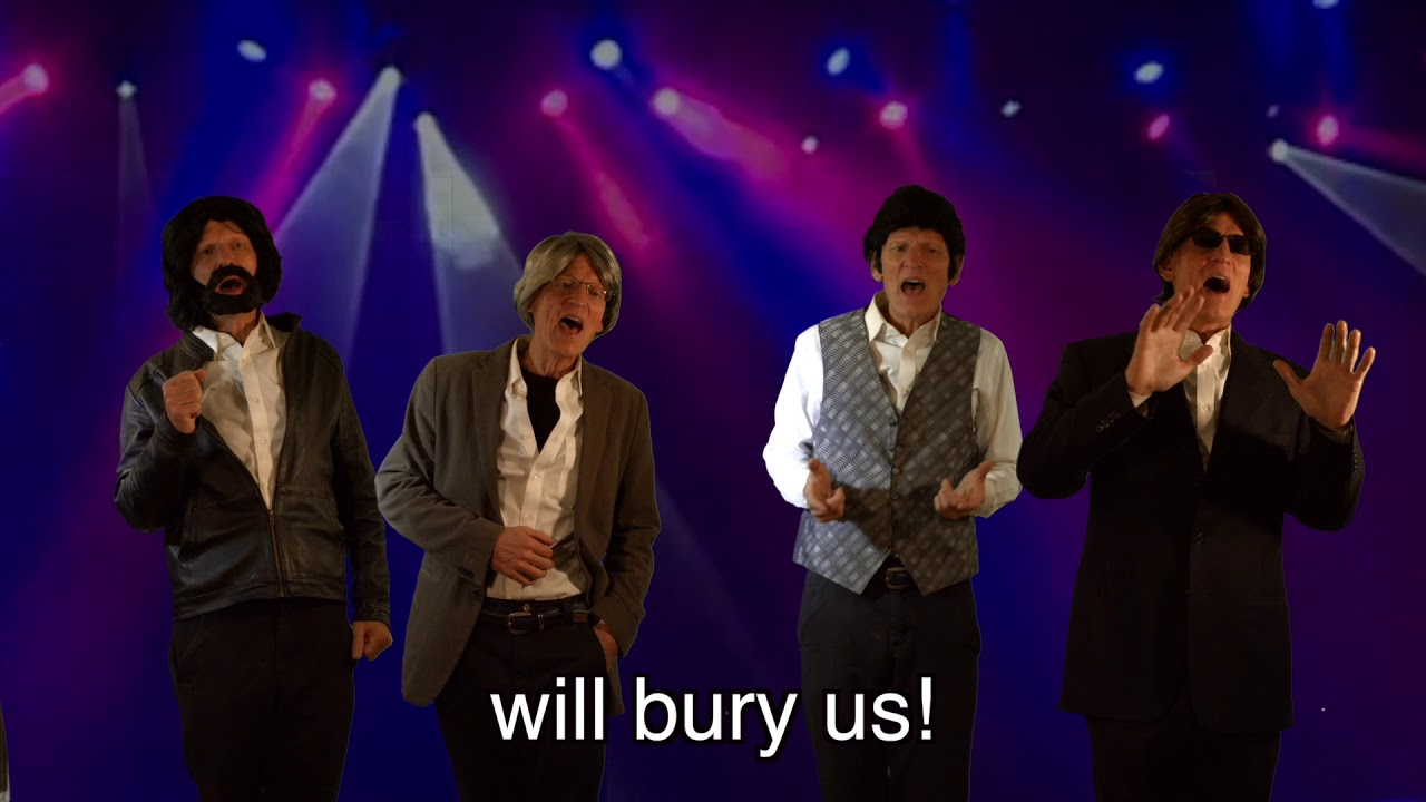 THE AGE THAT WILL BURY US (Parody of The Age of Aquarius