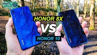 Honor 8X vs Honor 10 lite Camera Comparison