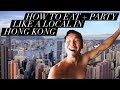 PARTYING AND EATING LIKE A GAY LOCAL IN HONG KONG | Vlog #27