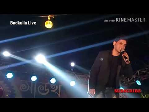 Jege Achi ||| Prasenjit Mallick Live