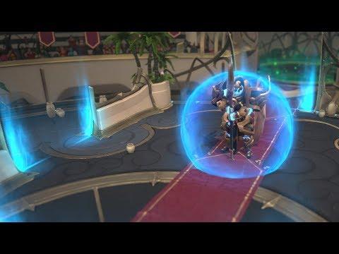 видео: battlerite: Противостояние (true teaser)