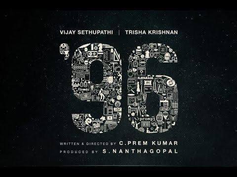 96 Songs Kaathalae Kaathalae SongVijay Sethupathi, TrishaGovind VasanthaCPrem Kumar