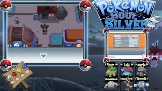 (Livestream: 11/17/17) 3 badges down only 12309821 more to go! w/ Niko (Pokemon SoulSilver Nuzlocke)