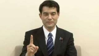 菅総理の所信表明演説に意見・反論(柴山昌彦NJムダボ副担当)2010.6.11