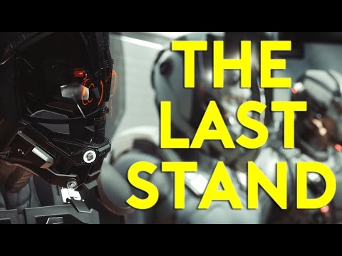 Star Citizen 2.6.3 Gameplay | The Last Stand | Star Marine