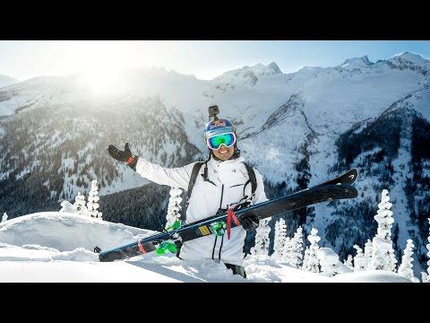 CANADIAN POWDER DREAM! | VLOG 264