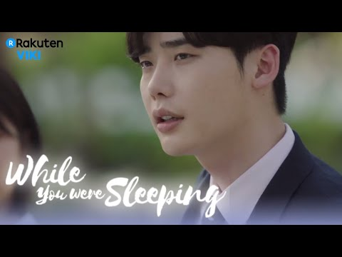 While You Were Sleeping - EP6 | Hand Holding [Eng Sub]