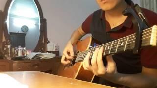 [Hà Anh Tuấn] Tháng tư là lời nói dối của em Guitar cover (hợp âm)