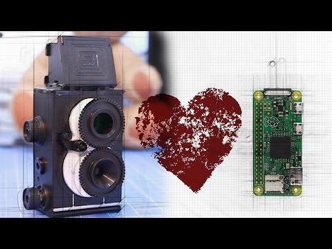 DIY Vintage Raspberry Pi Camera - Part 2
