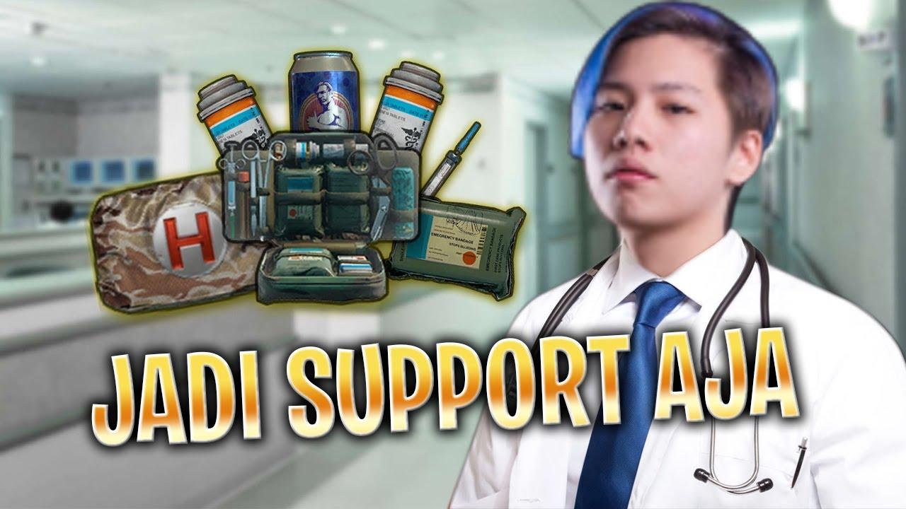 AING MAIN NAON?! DAHLAH JADI SUPPORT AJA
