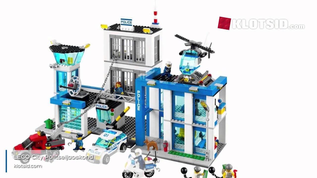 795651e2b62 LEGO City Politseijaoskond