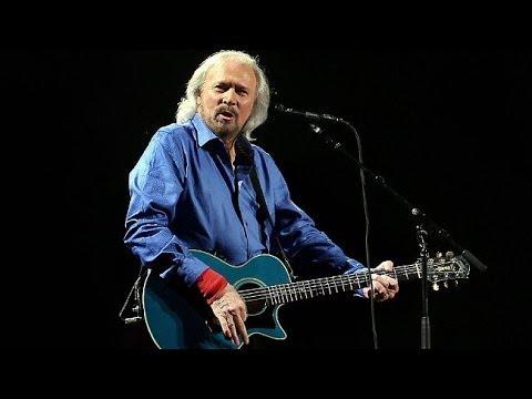 Barry Gibb - Mythology Tour 2014