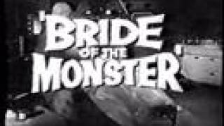 The Bride of the Monster Trailer (1955)