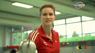 FISU Leader, Britta Heidemann - 40th CAMPUS Sport TV Show - FISU 2015