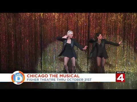 Live In The D: Chicago The Musical Is At The Fisher Theatre Tonght!