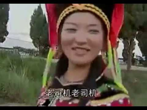 divine tune   Old driver,carry me! folk song From Yunnan of China !