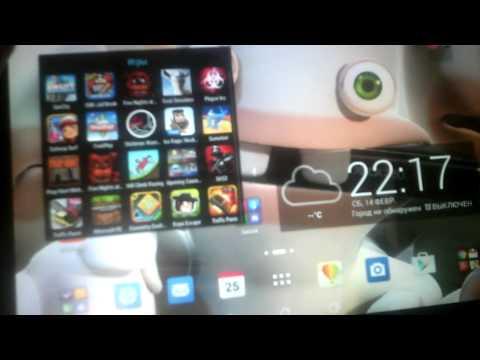 Обзор игр на планшет
