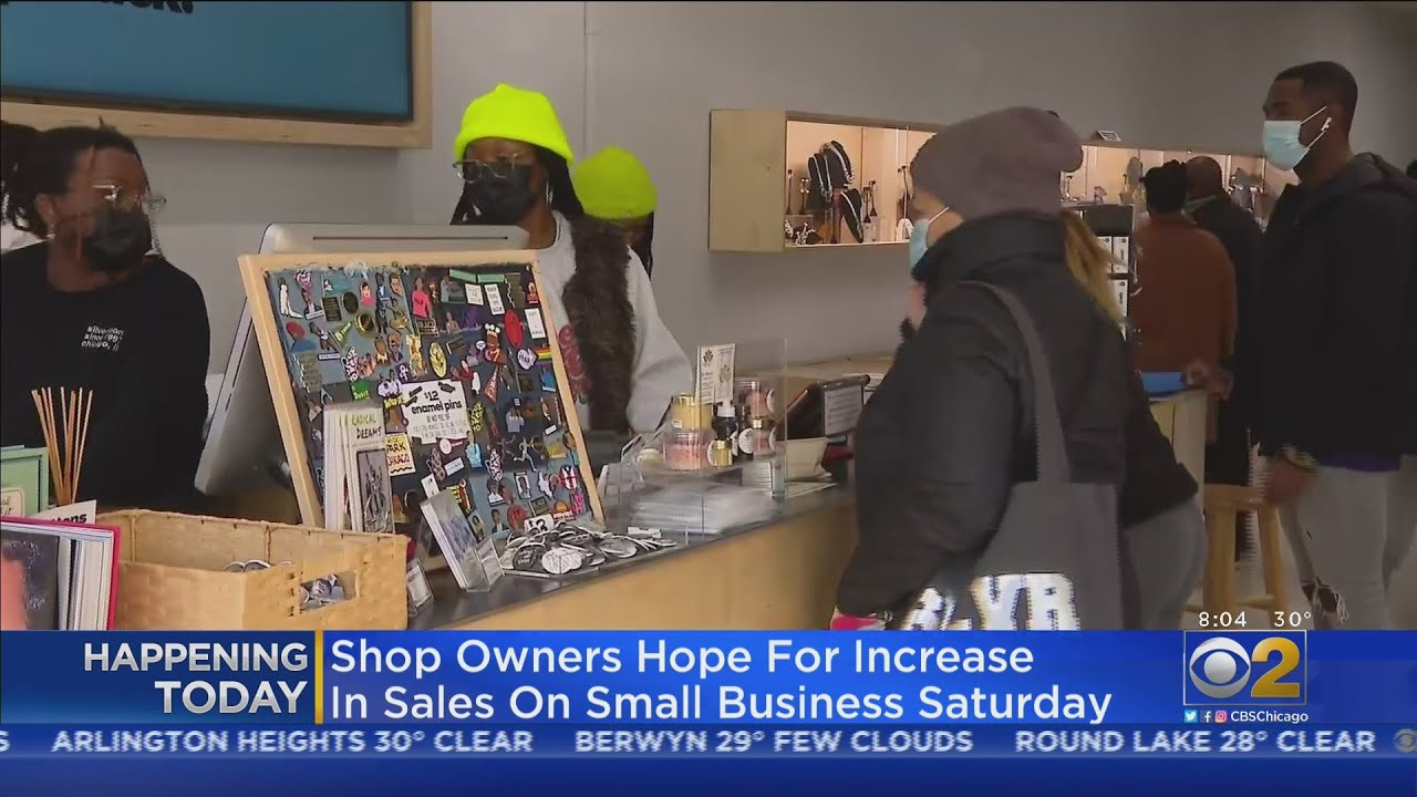 Small Business Saturday 2020: Chicago-area shops hope ...