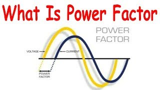 What Is Electrical Power Factor? Urdu/Hindi