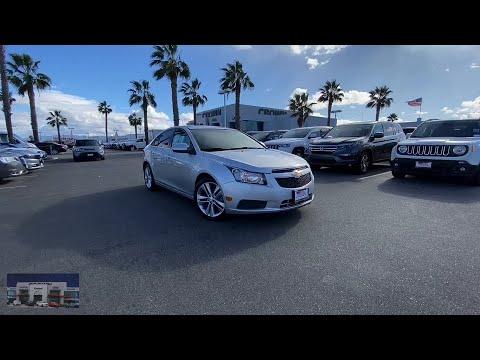 2011 Chevrolet Cruze Ventura, Oxnard, San Fernando Valley, Santa Barbara, Simi Valley, CA 61657