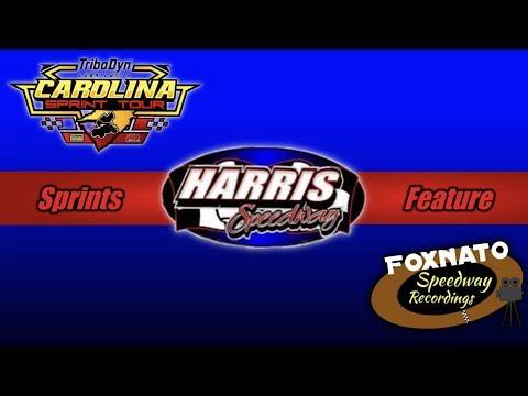5/18/19 Carolina Sprint Feature   Harris Speedway