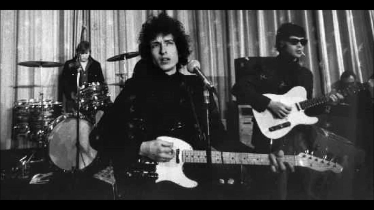 Image result for Bob Dylan - Positively 4th Street