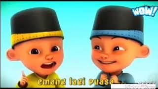 Gambar cover Lagi Sayantik : Lagu Siti Badriah versi Lagi Puasa ( Upin & Ipin )