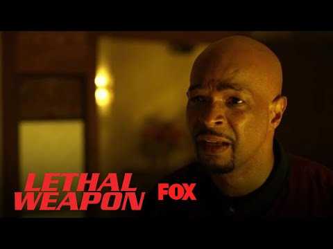 Roger Tells Riggs That He Loves Him | Season 2 Ep. 1 | LETHAL WEAPON