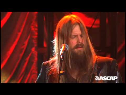 "Chris Stapleton performs ""Amanda"" at ASCAP Country Music Awards"