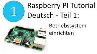 Raspberry PI Tutorial Deutsch - Teil 1: Betriebssystem einrichten (Multiboot, OpenElec)
