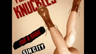 Pork Knuckles - For A Shag ( Split E.P. mit The Glasses )