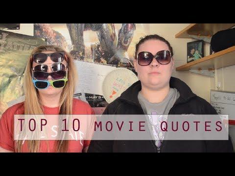 Top 10 favorite movie quotes