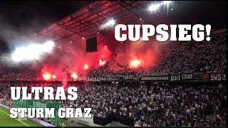ULTRAS Sturm Graz | CUPSIEG! | 09.05.2018 - Klagenfurt